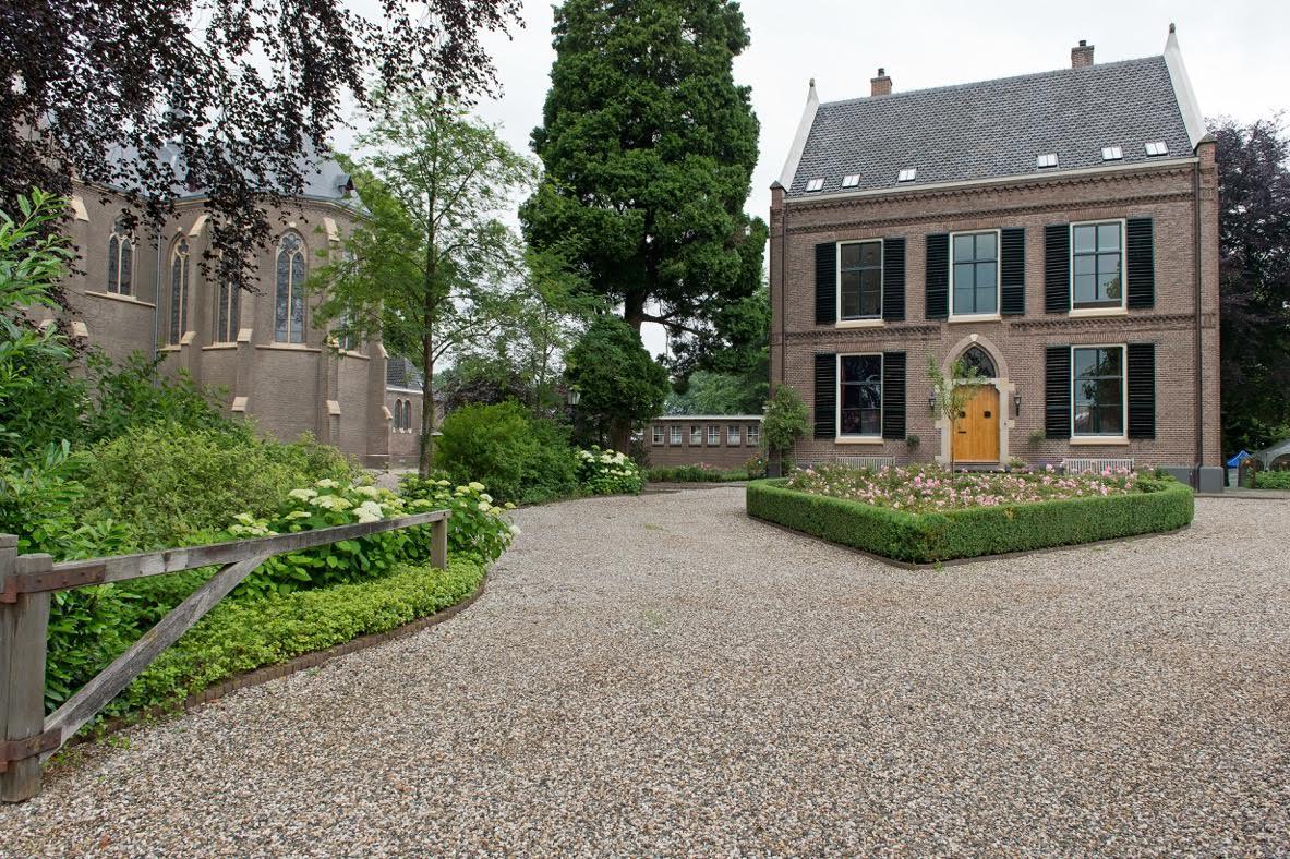 Cuyperspastorie en Klooster van Kranenburg